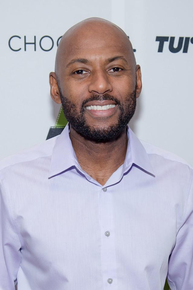 <p>Romany Malco - also known as Conrad Shepard from Showtime's <strong>Weeds</strong> - appears in the show as Rome Howard, a commercial director with a seemingly perfect life who wishes he was doing something more meaningful. </p>
