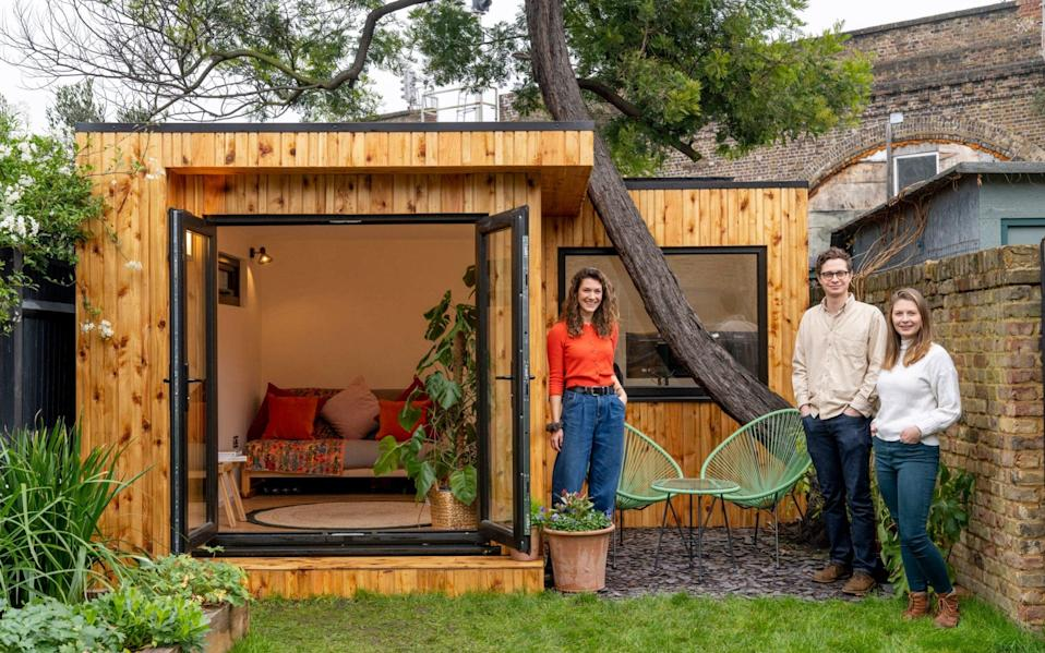 How to install a home office in your garden and boost the value of your property - Andrew Crowley