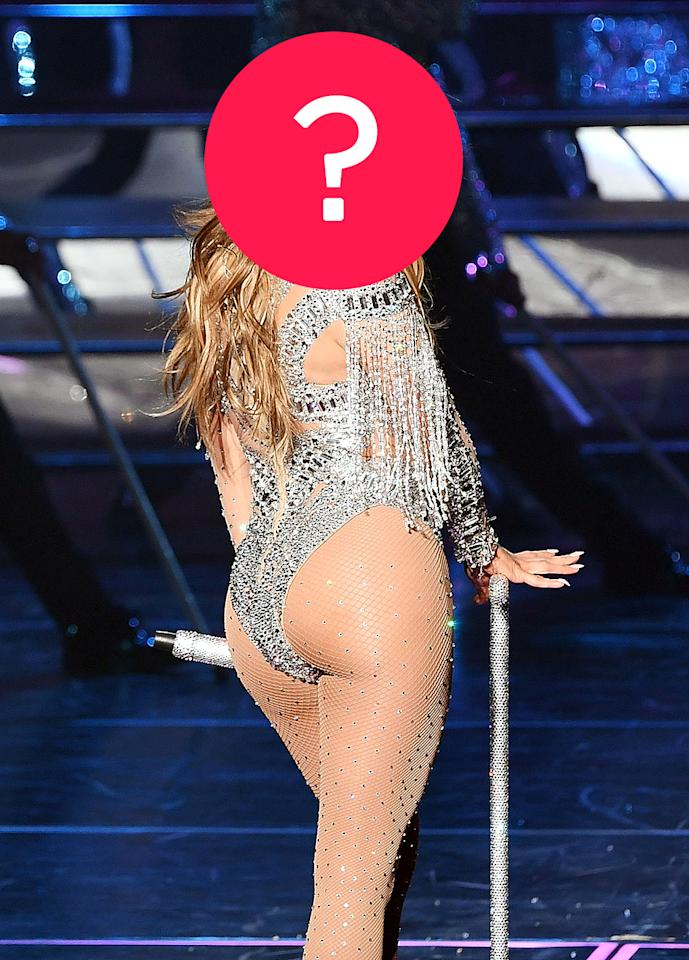 "<p>This bombshell's voluptuous booty is so famous, it reportedly inspired ""Baby Got Back."" </p>"
