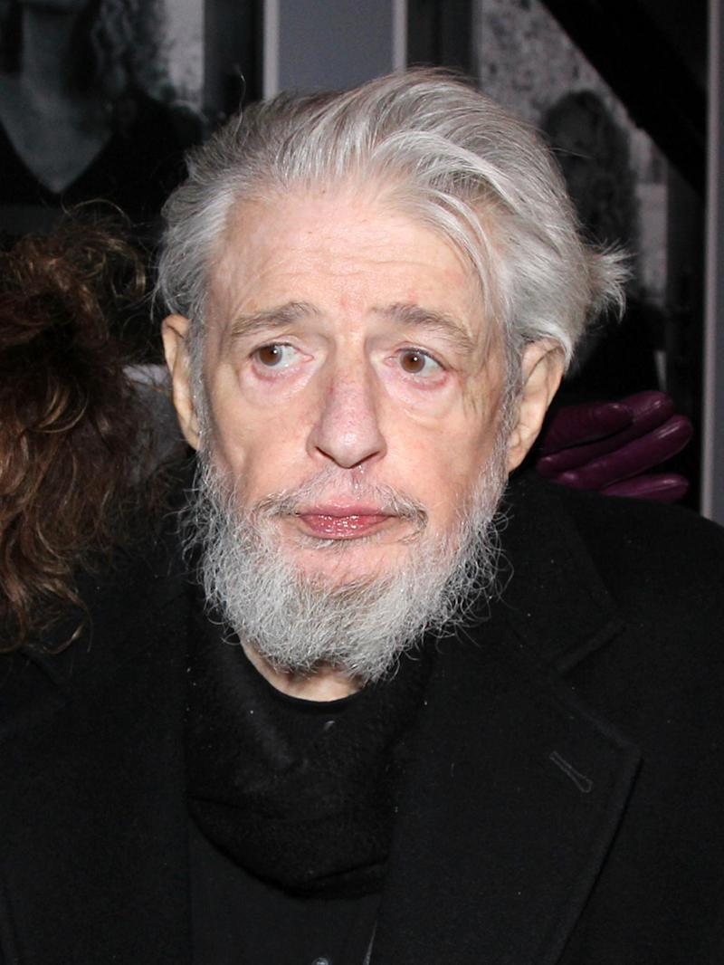 "This undated image released by The O and M Company shows lyricist Gerry Goffin at the opening night of ""Beautiful: The Carole King Musical,"" in New York. Goffin, ex-husband of Carole King, died Wednesday, June 18, 2014, at his home in Los Angeles. He was 75. Goffin, who married King in 1959 while both were in their teens, penned more than 50 top 40 hits, including ""Pleasant Valley Sunday"" for the Monkees, ""Crying in the Rain"" by the Everly Brothers, ""Some King of Wonderful"" for the Drifters and ""Take Good Care of My Baby"" by Bobby Vee. The couple divorced in 1968 but Goffin kept writing hits, including ""Savin' All My Love for You"" for Whitney Houston. (AP Photo/The O and M Company, Bruce Glikas)"