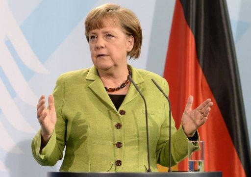 Chancellor Angela Merkel is facing a knife-edge state election on Sunday, in the northern Schleswig-Holstein state