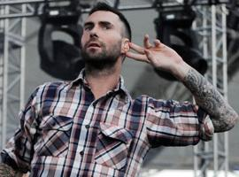 WATCH: Maroon 5 Get Rough And Dirty In 'One More Night'