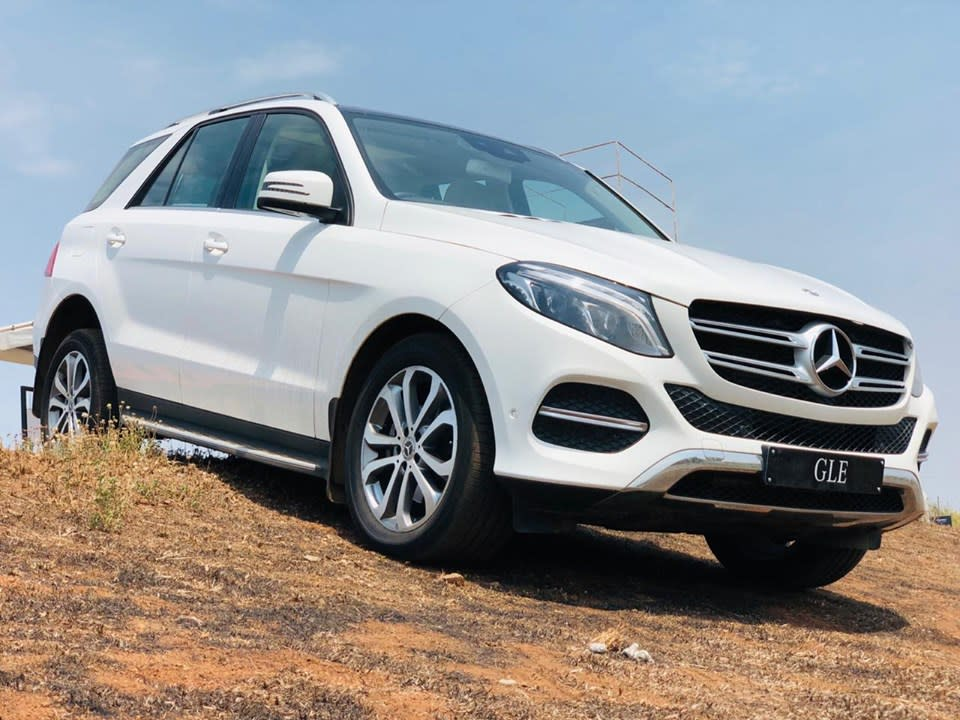 The GLE costs near Rs 70 lakh and goes up to Rs 80 lakh. There are two diesel versions and one petrol variant too.