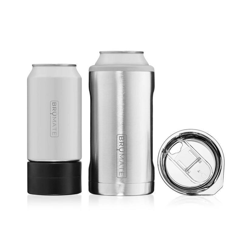 """The craft beer snob will get plenty of use out of this insulated cooler that will keep their most prized hops protected during outdoor adventures. $25, BruMate. <a href=""""https://www.brumate.com/products/hopsulator-trio-by-brumate-stainless-steel"""" rel=""""nofollow noopener"""" target=""""_blank"""" data-ylk=""""slk:Get it now!"""" class=""""link rapid-noclick-resp"""">Get it now!</a>"""