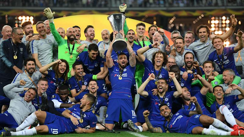 Europa League 2019-20 group stage draw in full