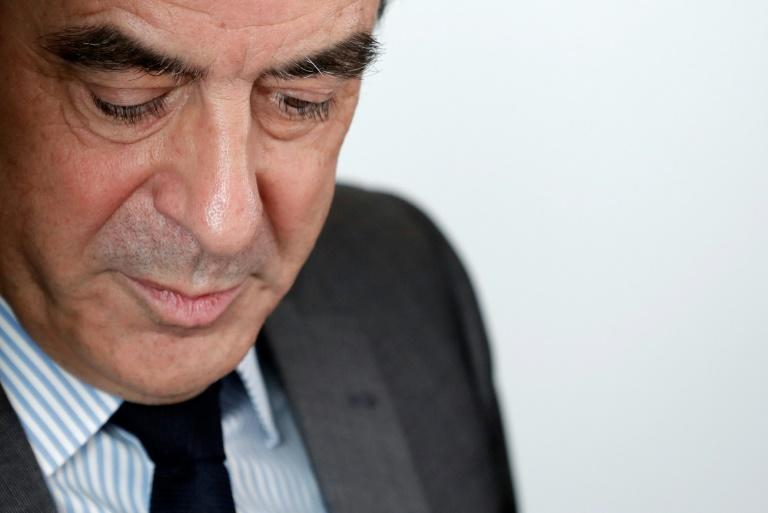 Francois Fillon's presidential campaign has been hit by multiple scandals over expenses and conflicts of interest