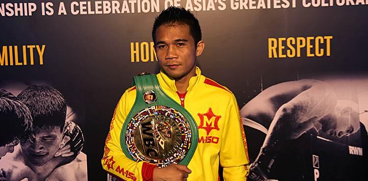 WBC Boxing Champion to Defend Title in ONE: Kingdom of Heroes Headliner