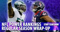 <p>The regular season is in the books. Frank Schwab looks back on Week 17 and surveys the NFL landscape entering the playoffs. </p>