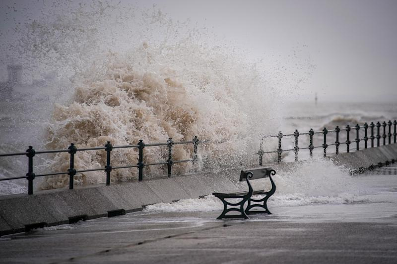 Coastal regions will be hit hardest by the gales: Getty Images