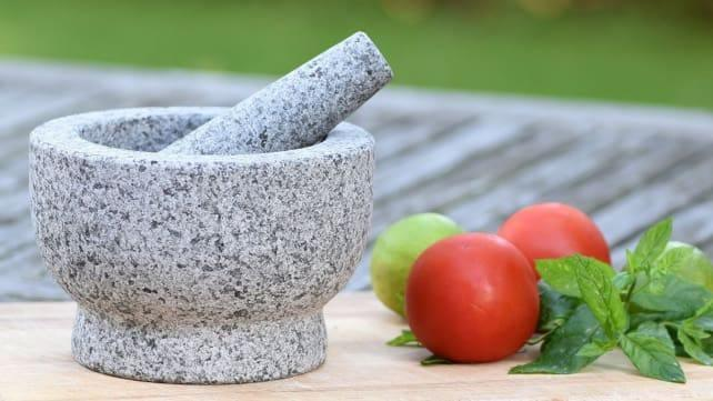 Best kitchen gifts of 2018: ChefSofi Mortar and Pestle