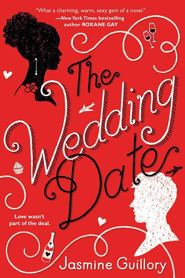 """<p>$12</p><p><a rel=""""nofollow"""" href=""""https://www.amazon.com/Wedding-Date-Jasmine-Guillory/dp/0399587667"""">BUY NOW</a><br></p><p>Under normal circumstances Alexa Monroe would never agree to go to a wedding with a complete stranger. Especially not one she met in an elevator. But something about Drew Nichols convinces her to say yes to exactly that. What follows is <a rel=""""nofollow"""" href=""""https://www.redbookmag.com/life/g21936836/best-romance-books/"""">a swoon-y and sexy romance</a> where both parties set out to discover if this is just a fake date or something more. </p>"""
