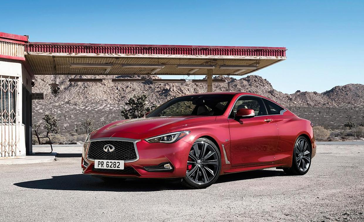 2017 Infiniti G37 >> 2017 Infiniti Q60 The Gorgeous Replacement For The G37 Coupe