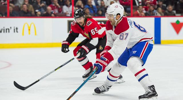 A Karlsson-Pacioretty swap is an interesting idea but that doesn't mean it's a good one for either team. (Getty)