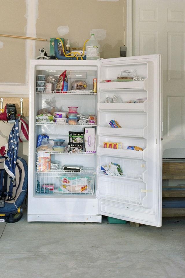 """<p>When you buy a new refrigerator, consider letting the delivery folks cart away the old one rather than keeping it for those """"in case"""" times. It will cost you about $100 to $150 a year to run-or more if it's an older model. If you can't live without a second unit, put it in the basement rather than in the garage. That's because a basement is generally cooler; the fridge won't have to work so hard.</p>"""