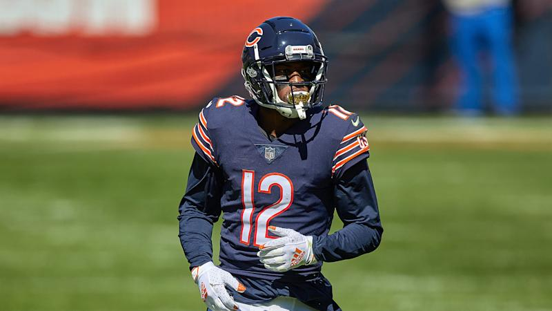 Allen Robinson is due for a big game. (Photo by Robin Alam/Icon Sportswire via Getty Images)