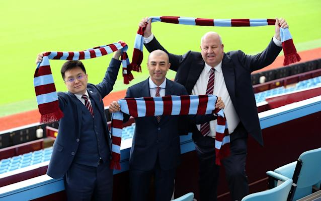 Aston Villa are facing further turmoil after former chief executive Keith Wyness launched legal action against the Championship club. Telegraph Sport understands Wyness is suing Villa for constructive dismissal in a court case which could cost the club up to £6million, with the West Midlanders under huge pressure with their finances. It is understood that Wyness has officially left the club, following his initial suspension on Tuesday, and has also terminated his directorship as a member of the board. And now the 60-year-old is taking action against Villa in a claim which will only increase the growing sense of crisis under club owner and chairman Dr Tony Xia. It is also understood there may be legal action taken against two members of staff, chief commercial offer Luke Organ and executive assistant Rongtian He. The reasons are as yet unknown. Both cases could go to a tribunal, sources claim. A former Everton and Aberdeen chief executive, Wyness was recruited by Xia when the £76m takeover was completed in June 2016. Working closely with manager Steve Bruce and Steve Round, the technical director, Wyness was seen as a key member of Villa's staff with Xia spending most of his time in China. Chairman Dr Tony Xia (R) and Aston Villa face an uncertain future Credit: Getty Images But the pair clashed last week over Villa's financial crisis, after Wyness sought advice from insolvency experts over the prospect of administration following the club's failure to win promotion. Late last week Xia secured the cash required to pay an overdue tax bill and stave off the threat of a winding-up order from HMRC. Yet Wyness's action will only deepen the gloom for the Chinese businessman, who is coming under pressure from some fans to sell up. Villa are due to hold a meeting in the next 24 hours, where next season's budget and strategy for the summer will be discussed. Xia and Bruce will not be present, but the summit will include Round, Organ and He. Villa are under pressure to slash their wage bill by up a third, cutting it down from £45m to £30m, to fall in line with Financial Fair Play rules. This month's pay roll bill of £4.5m, comprising tax and wages, is also due on or around June 22 and Xia must pay that or face the prospect of another winding-up order.