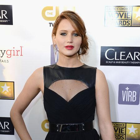 Jennifer Lawrence: I haven't chosen Globes dress