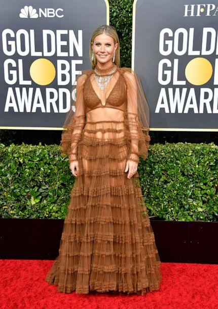 PHOTO: Gwyneth Paltrow attends the 77th Annual Golden Globe Awards at The Beverly Hilton Hotel on Jan. 05, 2020, in Beverly Hills, Calif. (Frazer Harrison/Getty Images)