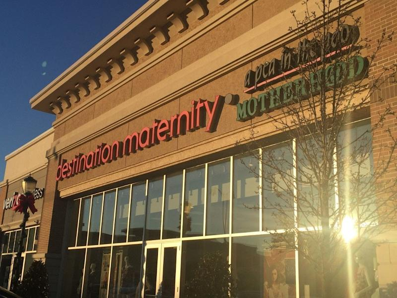 Destination Maternity filed for Chapter 11 bankruptcy on Oct. 21, 2019.