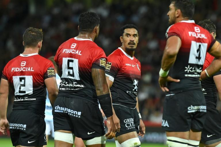 Jerome Kaino joined Toulouse in 2018 after the British and Irish Lions tour