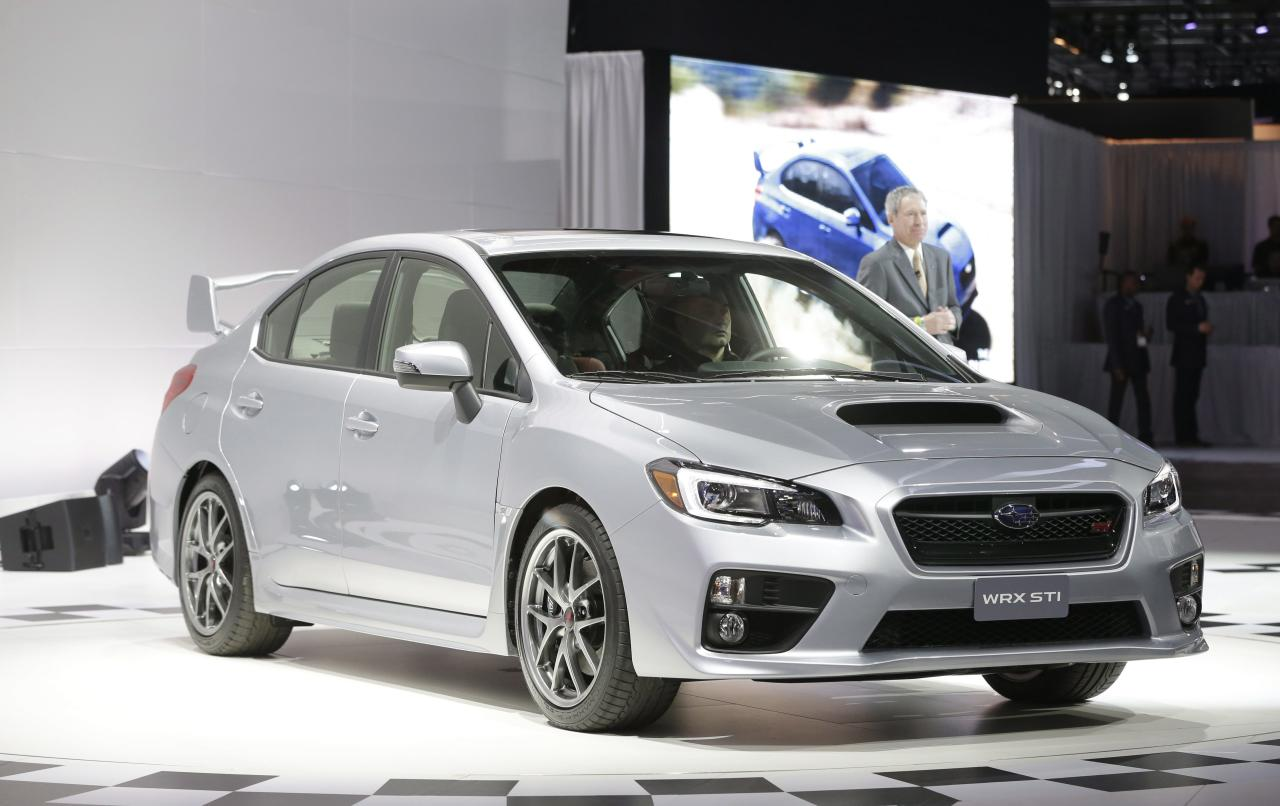 <p>No. 10: Subaru WRX<br />Value retained:<br />55.2 per cent after three years<br />45.4 per cent after five years<br />(Canadian Press) </p>