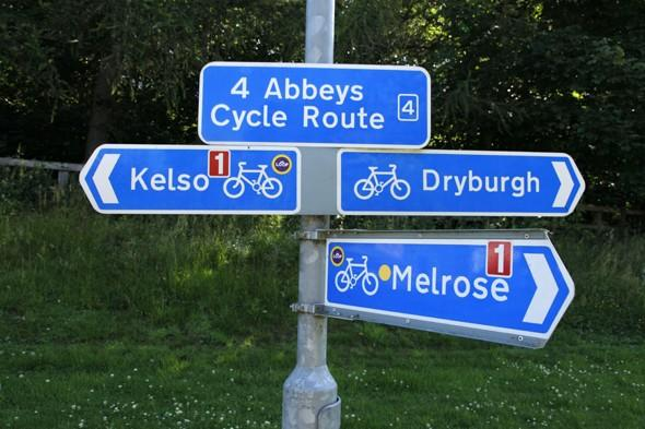 cycling holidays, cycling in scotland, british cycle routes, cycle travel, scottish borders