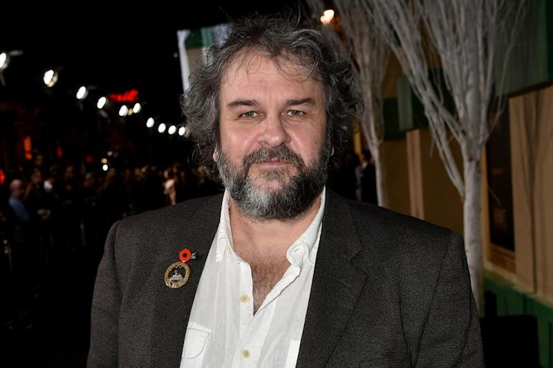 New project: director Peter Jackson is tackling the difficulties of WWI in his new work: Getty Images