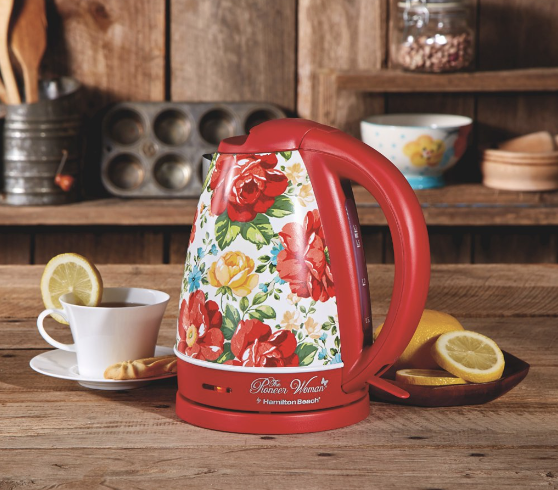 Words you never thought you'd say: What a sweet kettle! (Photo: Walmart)