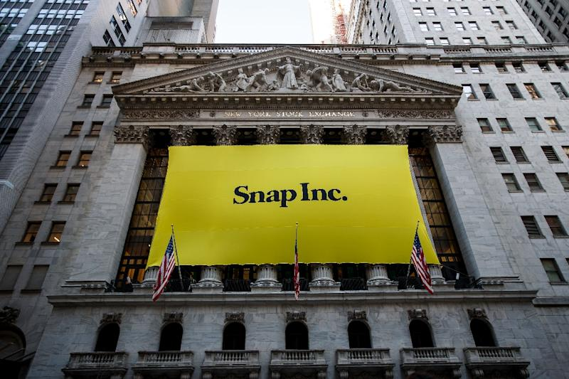 Snap, the owner of Snapchat, made its Wall Street debut March 2, 2017, the biggest US tech IPO since Facebook