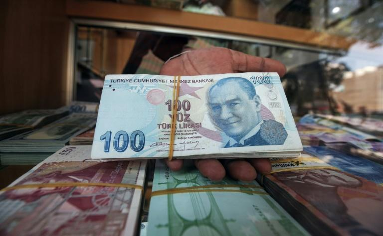 The Turkish lira, which earlier this week traded at well over seven to the dollar, was at 5.8 against the dollar and 6.7 against euro on Friday