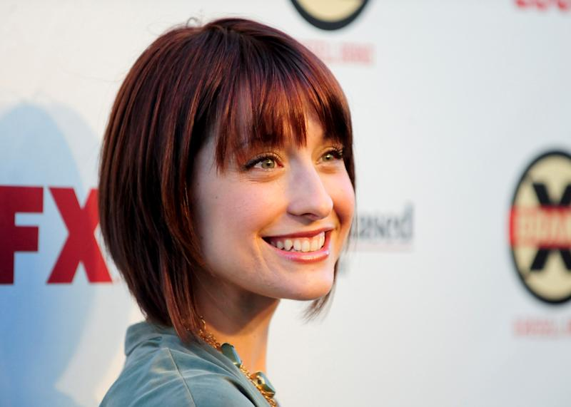 A Woman Says Smallville Actress Allison Mack Tried to Recruit Her Into an Alleged Sex Cult