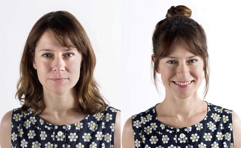 easy hair transformation
