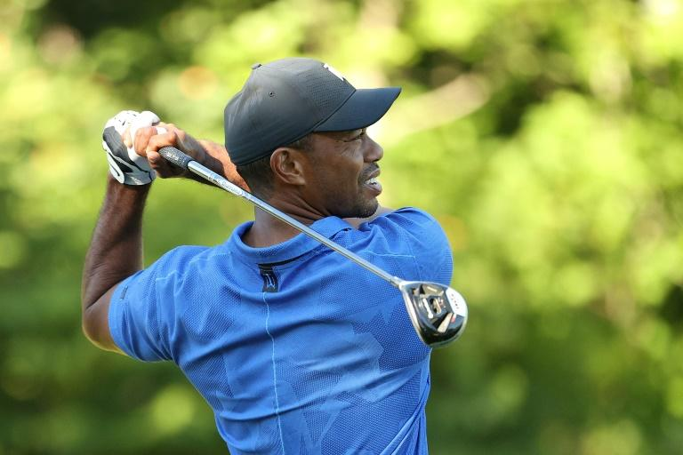 Tiger starts with 68 at PGA Northern Trust playoff opener