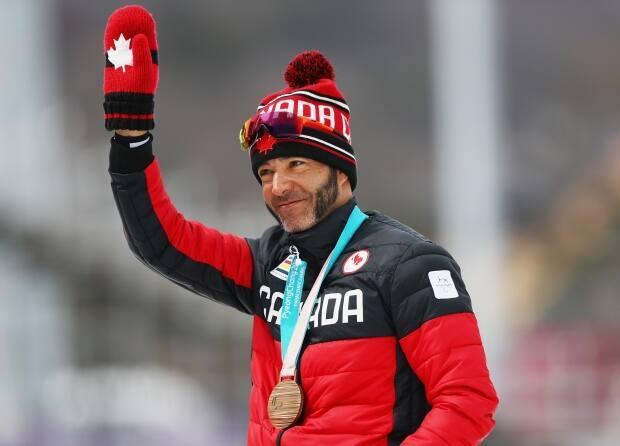 Canadian Para-Nordic skiier Brian McKeever captured gold in the 12.5 km visually impaired race Friday at a World Cup event in Finland. (Naomi Baker/Getty Images/File - image credit)