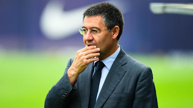 Josep Maria Bartomeu has acknowledged the possibility of leaving the league should the region gain independence from Spain
