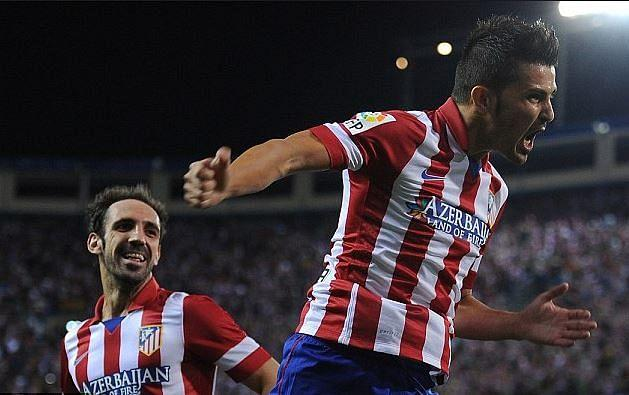 David Villa: Filling in Falcao's void
