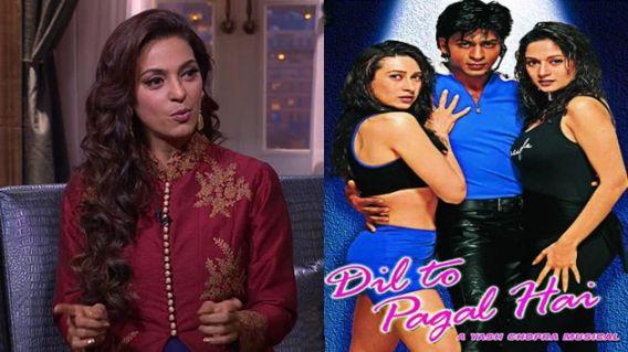 Image result for juhi chawla dil to pagal hai