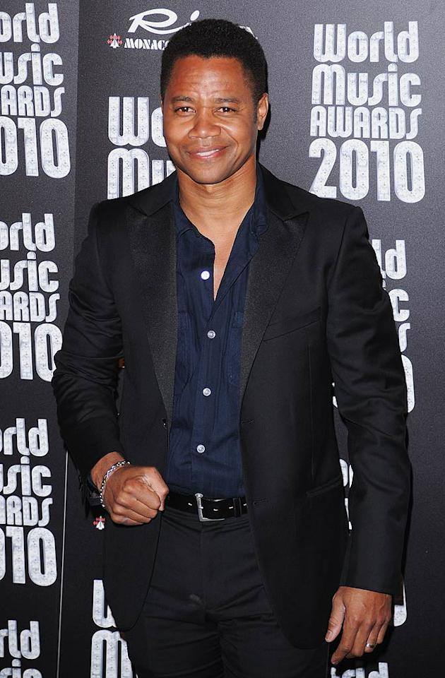 "January 2: Cuba Gooding Jr. turns 43 Ian Gavan/<a href=""http://www.gettyimages.com/"" target=""new"">GettyImages.com</a> - May 18, 2010"