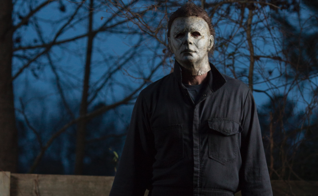 Michael Myers will return October (Credit: Blumhouse)