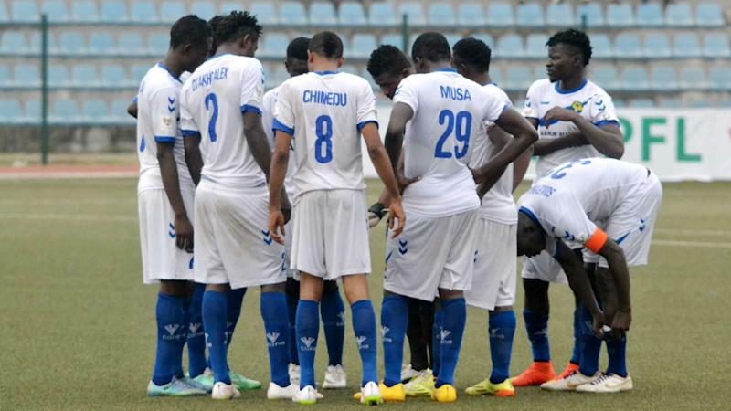 REVEALED: Reason El Kanemi Warriors players are rejecting offers