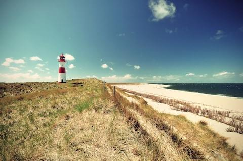 Lovely Sylt - Credit: GETTY