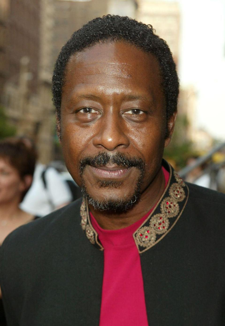 """<p> During his tenure are Lester Freamon on the series, the British thespian said he learned a great deal about American politics, history, and life in general. """"Although this was centered in Baltimore, it was easy to see in a very short period of time how Baltimore was just every major city in America,"""" he told <em><a href=""""https://www.maxim.com/entertainment/maxim-interrogates-makers-and-stars-wire"""" rel=""""nofollow noopener"""" target=""""_blank"""" data-ylk=""""slk:Maxim"""" class=""""link rapid-noclick-resp"""">Maxim</a>.</em></p><p>Costar West revealed to <a href=""""https://www.theguardian.com/culture/2011/sep/04/dominic-west-clarke-peters-interview-othello"""" rel=""""nofollow noopener"""" target=""""_blank"""" data-ylk=""""slk:The Guardian"""" class=""""link rapid-noclick-resp"""">The Guardian</a> that Peters was such a hardworking actor that his nickname on set was """"Four Jobs."""" <br></p>"""
