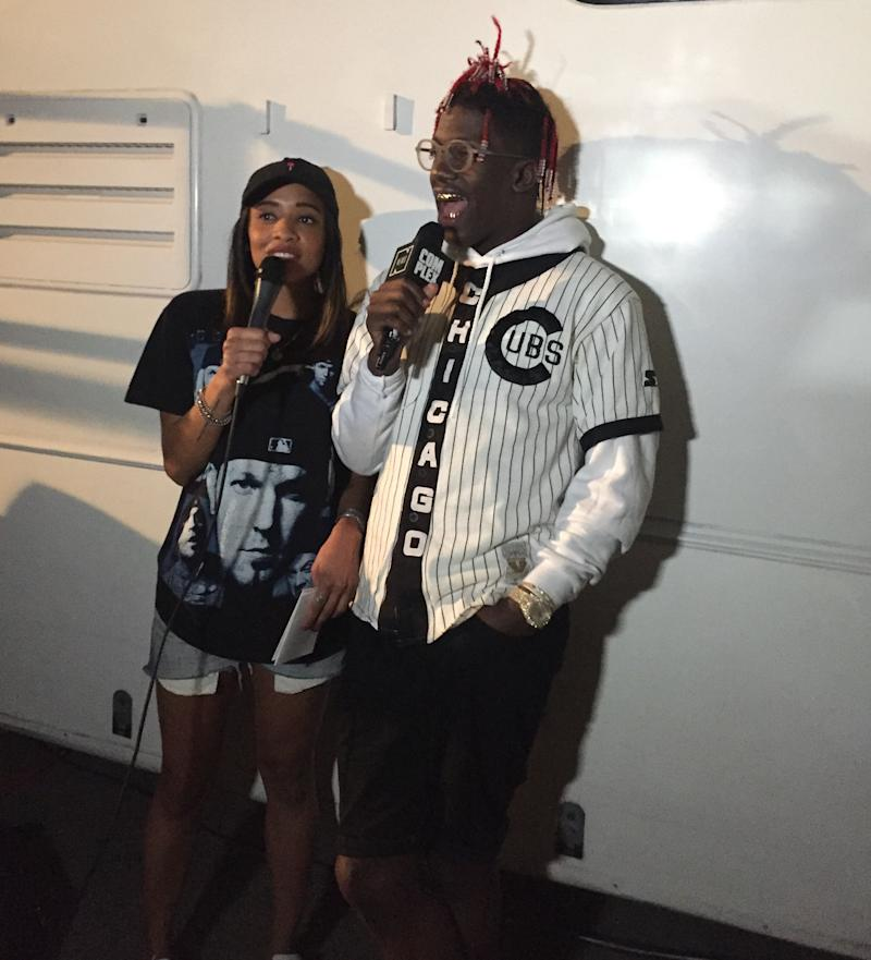 Lil Yachty Wants YG to Hurry Up and Send His Verse for 'Teenage Emotions'
