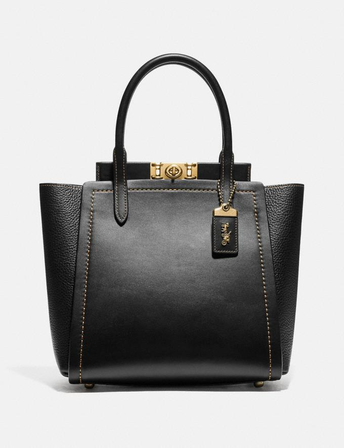 Troupe Tote is on sale for Black Friday at Coach, $537 (originally $895).