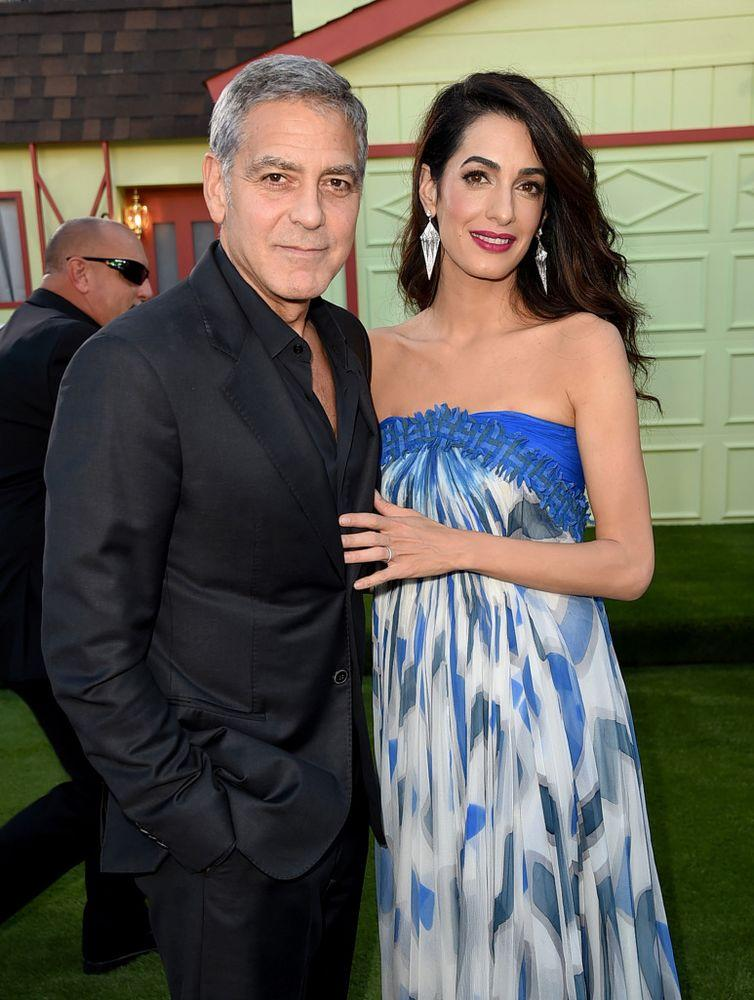 George and Amal Clooney | Kevin Winter/Getty
