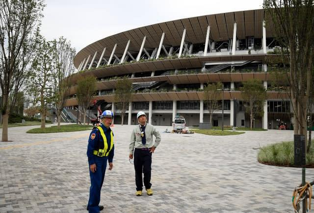 Venues such as the Olympic Stadium will still be utilised (Adam Davy/PA)
