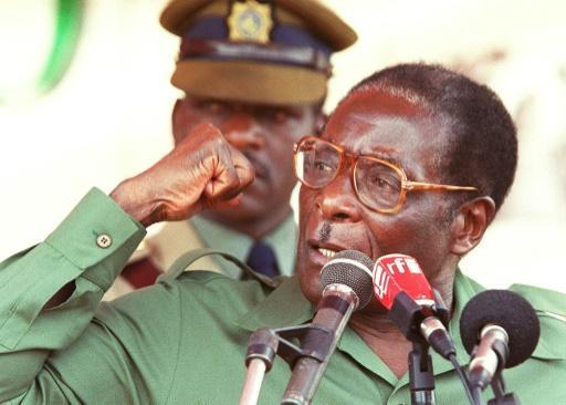 <p>Power, whites and gays - Mugabe in quotes</p>