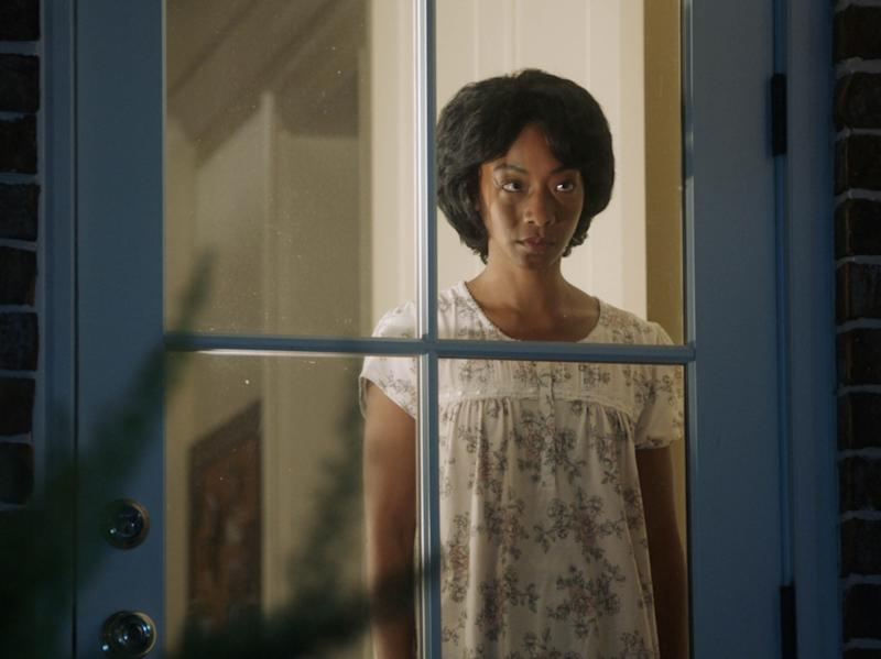 Betty Gabriel is wonderfully creepy in Jordan Peele's 'Get Out'© 2017 Universal City Studios Production, LLLP. All Rights Reserved.