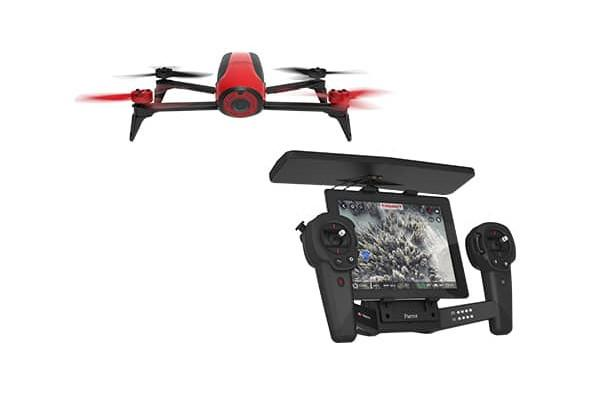PARROT BEBOP 2 AND SKYCONTROLLER