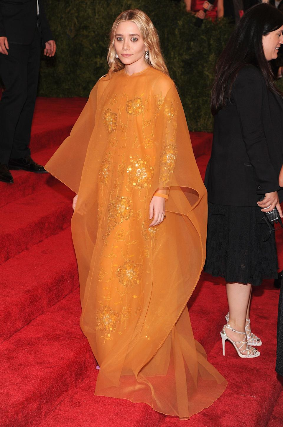 """<h1 class=""""title"""">Ashley Olsen in Dior, 2013</h1><cite class=""""credit"""">Photo: Getty Images</cite>"""
